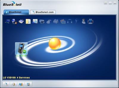 برنامج بلوتوث للكمبيوتر