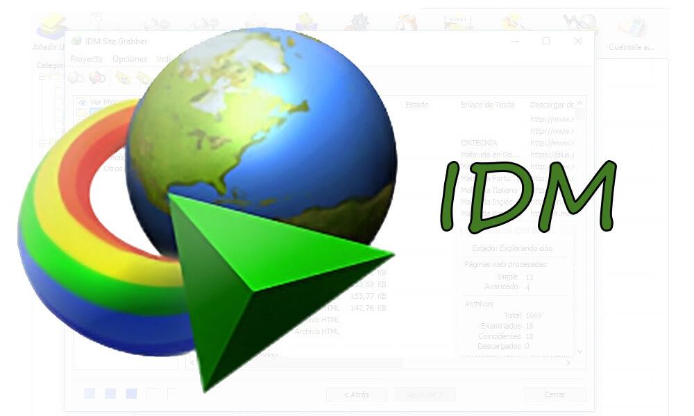 تحميل برنامج انترنت داونلود مانجر للكمبيوتر ويندوز 7
