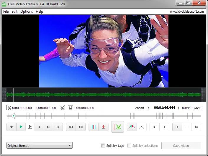 برنامج حذف مقاطع من الفيديو والافلام