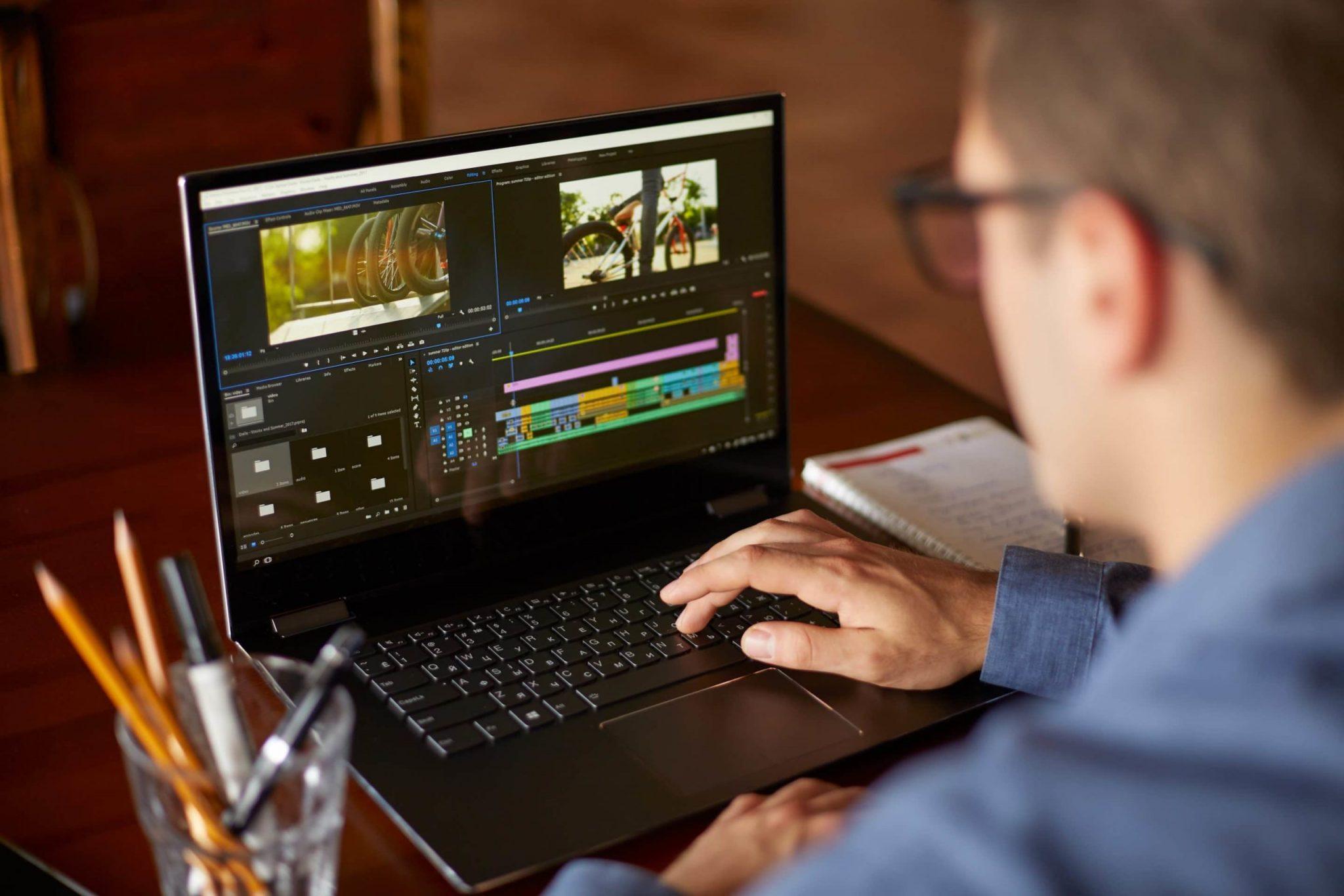 تحميل افضل برنامج مونتاج فيديو احترافي للكمبيوتر 2021 اخر اصدار