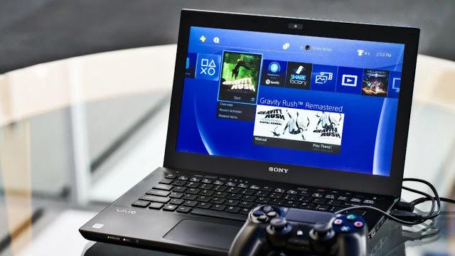 تحميل برنامج تشغيل العاب بلاي ستيشن 4 على الكمبيوتر