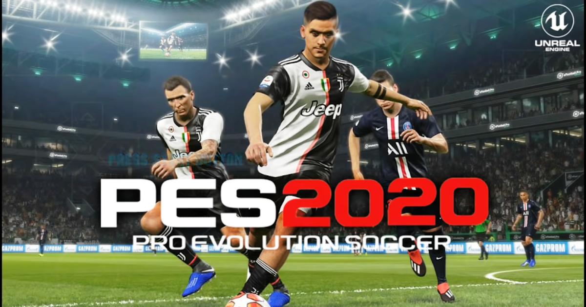 تحميل لعبة بيس 2020 ppsspp بالدوري المصري للكمبيوتر