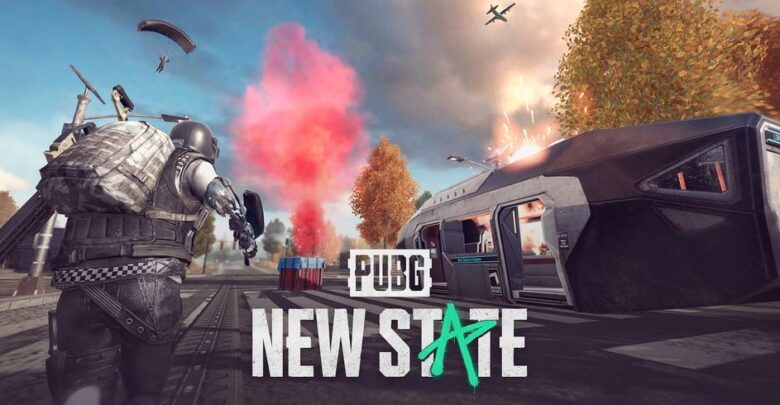 تحميل لعبه PUBG NEW STATE للاندرويد للايفون 2021