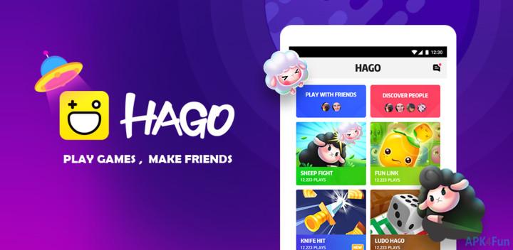 تحميل تطبيق هاجو Hago للايفون والاندرويد 2021 مجانا