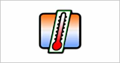 افضل برنامج لمعرفة درجة حرارة البروسيسور الكمبيوتر