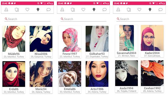 تطبيق مواعدة اسلامي